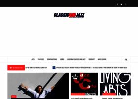 Classicandjazz.net thumbnail