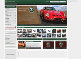 Classiccars.co.uk thumbnail