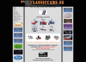 Classiccars.se thumbnail