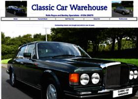 Classiccarwarehouse.co.uk thumbnail