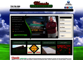 Classiclandscaping.net thumbnail