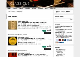 Classicus.jp thumbnail