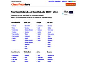 Classifieds4me.com thumbnail