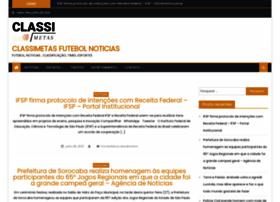 Classimetas.com.br thumbnail