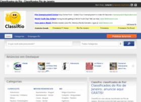 Classirio.com.br thumbnail