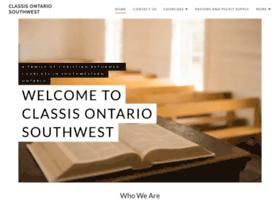Classischatham.ca thumbnail