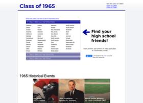 Classof1965.net thumbnail