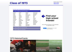 Classof1973.net thumbnail