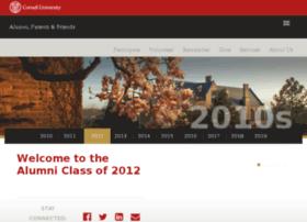 Classof2012.cornell.edu thumbnail
