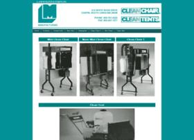 Cleanchair.net thumbnail