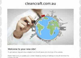 Cleancraft.com.au thumbnail