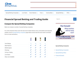 Financial spread betting tipstersacademy tacsop msw betting