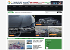 Cleanfuture.co.in thumbnail
