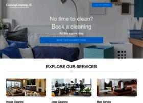 Cleaningcompany.ae thumbnail