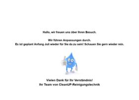 Cleanup-reinigungstechnik.de thumbnail