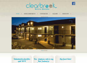 Clearbrook.co.nz thumbnail