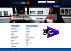 Clearedjobs.net thumbnail