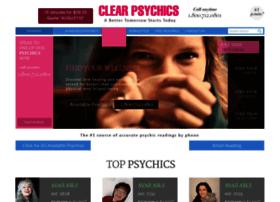 Clearpsychics.com thumbnail