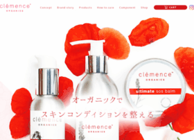 Clemence-organics.jp thumbnail