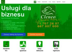 Cleneo.pl thumbnail