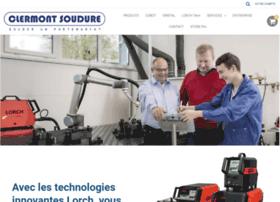 Clermont-soudure.fr thumbnail