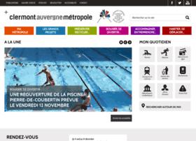 Clermontcommunaute.fr thumbnail