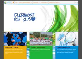 Clermontforkids.org thumbnail