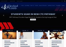 Clevelandcountyschools.org thumbnail