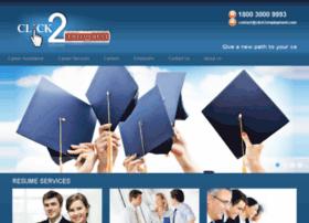 Click2employment.com thumbnail