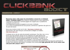 Clickbankaddict.com thumbnail