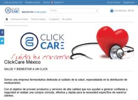 Clickcare.mx thumbnail