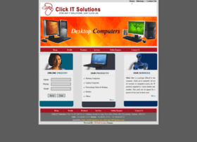 Clickitsolutions.co.in thumbnail