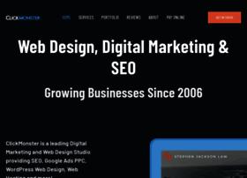 Clickmonster.info thumbnail