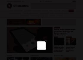 Clicknovaolimpia.com.br thumbnail
