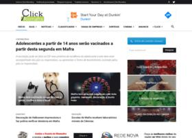 Clickriomafra.com.br thumbnail