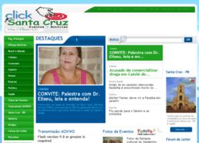 Clicksantacruz.com.br thumbnail