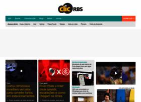 Clicrbs.com.br thumbnail