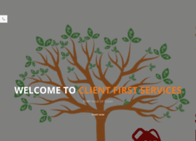 Clientfirstservices.in thumbnail