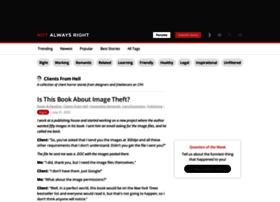 Clientsfromhell.net thumbnail
