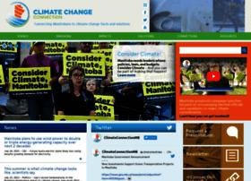 Climatechangeconnection.org thumbnail