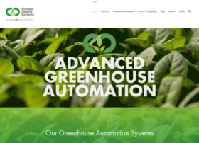 climatecontrol.com at WI. Greenhouse Automation - Climate ...