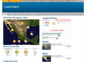 Climatiempo.com.mx thumbnail