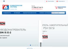 Climatis.ru thumbnail