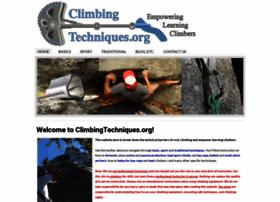 Climbingtechniques.org thumbnail