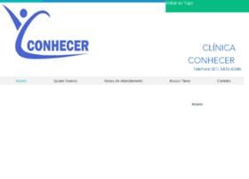 Clinicaconhecer.com.br thumbnail