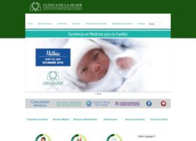 Clinicadelamujer.com.co thumbnail