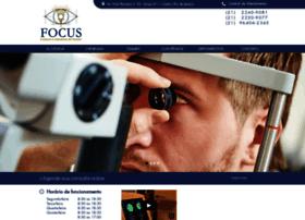 Clinicafocus.com.br thumbnail