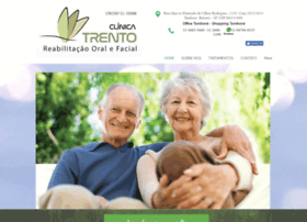 Clinicatrento.com.br thumbnail