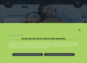 Clinicaveterinariaarcella.it thumbnail