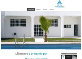Clinicavillasanta.com.mx thumbnail
